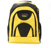 View Elligator 15 inch Laptop Backpack(Yellow) Laptop Accessories Price Online(Elligator)