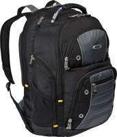 View Targus 17 inch Laptop Backpack(Black, Grey) Laptop Accessories Price Online(Targus)