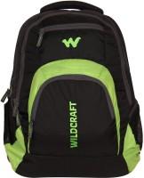 View Wildcraft 16 inch Laptop Backpack(Green) Laptop Accessories Price Online(Wildcraft)