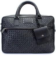 View Brune 15 inch Laptop Messenger Bag(Black) Laptop Accessories Price Online(Brune)