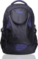 View F Gear 17 inch Laptop Backpack(Black, Blue) Laptop Accessories Price Online(F Gear)