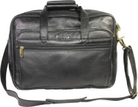View Catco 15.6 inch Laptop Messenger Bag(Black) Laptop Accessories Price Online(Catco)