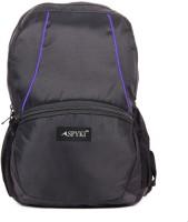 View Spyki 14 inch Laptop Backpack(Black, Blue) Laptop Accessories Price Online(Spyki)