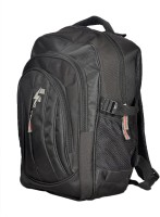 View Flute 15 inch Expandable Laptop Backpack(Black) Laptop Accessories Price Online(Flute)