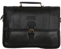 Zifana 15 inch Laptop Messenger Bag(Black)