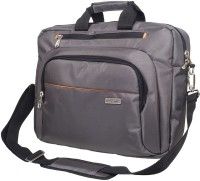 View Cosmus 15.6 inch Laptop Messenger Bag(Grey) Laptop Accessories Price Online(Cosmus)