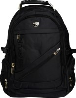 View POWER GEAR 16 inch Laptop Backpack(Black) Laptop Accessories Price Online(POWER GEAR)