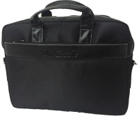 View Da Tasche 11 inch, 12 inch, 13 inch, 14 inch, 15 inch Laptop Messenger Bag(Black) Laptop Accessories Price Online(Da Tasche)