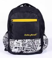 View Kelvin Planck 15.6 inch Laptop Backpack(Black) Laptop Accessories Price Online(Kelvin Planck)