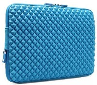 View D'clair 13 inch Laptop Case(Blue) Laptop Accessories Price Online(D'clair)