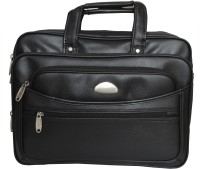 View Rehan's 15 inch Laptop Messenger Bag(Black) Laptop Accessories Price Online(Rehan's)