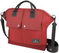 View Victorinox 13 inch Laptop Messenger Bag(Red) Laptop Accessories Price Online(Victorinox)