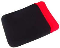 View Smacc 15.6 inch Sleeve/Slip Case(Black, Red) Laptop Accessories Price Online(Smacc)