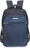 View Cosmus 15.6 inch Laptop Backpack(Black, Blue) Laptop Accessories Price Online(Cosmus)
