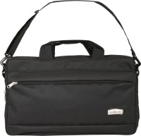 View Daikon 14 inch Laptop Messenger Bag(Black) Laptop Accessories Price Online(Daikon)