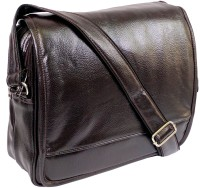View Widnes 11 inch Laptop Messenger Bag(Brown) Laptop Accessories Price Online(Widnes)