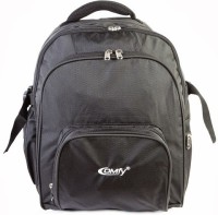 View Comfy 16 inch Laptop Backpack(Black) Laptop Accessories Price Online(Comfy)