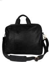 View Romari 15 inch Laptop Messenger Bag(Black) Laptop Accessories Price Online(Romari)