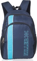 View Killer 15.6 inch Laptop Backpack(Blue) Laptop Accessories Price Online(Killer)