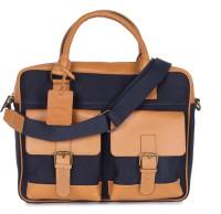 View Kaizu 17 inch Laptop Messenger Bag(Blue) Laptop Accessories Price Online(Kaizu)