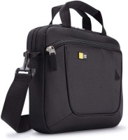 View Case Logic 11 inch Laptop Messenger Bag(Black) Laptop Accessories Price Online(Case Logic)