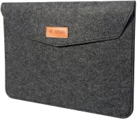 View TIZUM 13 inch Sleeve/Slip Case(Grey) Laptop Accessories Price Online(TIZUM)