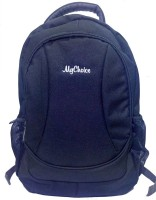 View My Choice 16 inch Laptop Backpack(Black) Laptop Accessories Price Online(My Choice)