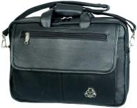 Easies 15.6 inch Laptop Messenger Bag(Black)