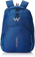 View Wildcraft 17 inch Laptop Backpack(Blue)  Price Online