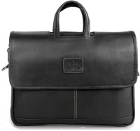 View The Clownfish 15.6 inch Laptop Messenger Bag(Black) Laptop Accessories Price Online(The Clownfish)