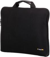 View Travel Blue 15 inch Sleeve/Slip Case(Black) Laptop Accessories Price Online(Travel Blue)