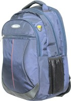 View Encore Luggage 15 inch Laptop Backpack(Blue) Laptop Accessories Price Online(Encore Luggage)