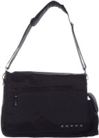 View Jujube 17 inch Laptop Messenger Bag(Black) Laptop Accessories Price Online(Jujube)