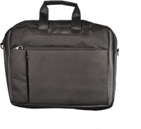 View Novelty 15 inch Laptop Messenger Bag(Black) Laptop Accessories Price Online(Novelty)