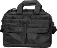 View THK Security 13 inch Laptop Messenger Bag(Black) Laptop Accessories Price Online(THK Security)
