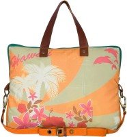 View The House of Tara 14 inch Laptop Messenger Bag(Multicolor) Laptop Accessories Price Online(The House of Tara)