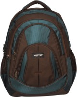 View Spyki 15 inch Laptop Backpack(Green, Brown) Laptop Accessories Price Online(Spyki)