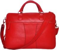 View Tamanna 15 inch Laptop Messenger Bag(Red) Laptop Accessories Price Online(Tamanna)
