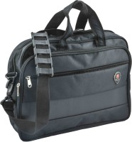 MAGIC BAGS 15.6 inch Laptop Messenger Bag(Black)