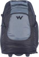 View Wildcraft 17 inch Trolley Laptop Backpack(Grey) Laptop Accessories Price Online(Wildcraft)