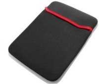 View Italish 15.6 inch Sleeve/Slip Case(Black, Red) Laptop Accessories Price Online(Italish)