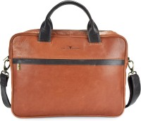 View Urban Forest 14 inch Laptop Messenger Bag(Tan) Laptop Accessories Price Online(Urban Forest)