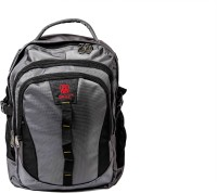 View dafter 15 inch Laptop Backpack(Grey, Black) Laptop Accessories Price Online(dafter)