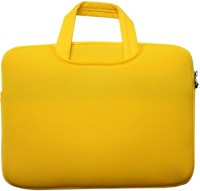 View QP360 15.6 inch Laptop Case(Yellow) Laptop Accessories Price Online(QP360)