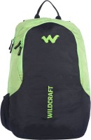 Wildcraft 15.6 inch Laptop Backpack(Green)