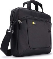 View Case Logic 13 inch Laptop Messenger Bag(Black) Laptop Accessories Price Online(Case Logic)