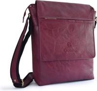View Ochre 13 inch Laptop Messenger Bag(Pink) Laptop Accessories Price Online(Ochre)