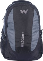 Wildcraft 17 inch Laptop Backpack(Grey)