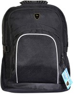 View Tryo 15 inch Laptop Backpack(Black, White) Laptop Accessories Price Online(Tryo)