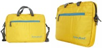 View kelvin PPPplanck 15.6 inch Laptop Messenger Bag(Yellow) Laptop Accessories Price Online(kelvin PPPplanck)